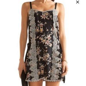 Anna Sui brand new silk camisole dress